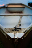 Old Rowing Boat Royalty Free Stock Photography