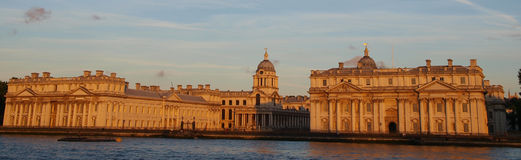 Old Royal Naval College Royalty Free Stock Image