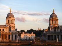 Old Royal Naval College Stock Photos