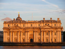 Old Royal Naval College Royalty Free Stock Photos