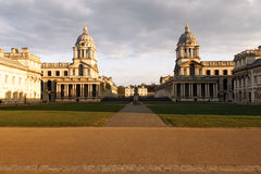 Old Royal Naval College Greenwich Stock Image