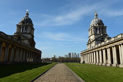 The Old Royal Naval College, Greenwich Stock Photos