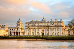 Old Royal Naval College, Greenwich, UK Royalty Free Stock Image