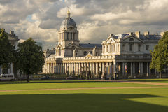 Old Royal Naval College at Greenwich Royalty Free Stock Photo