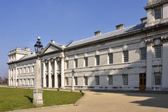 Old Royal Naval College Stock Photography