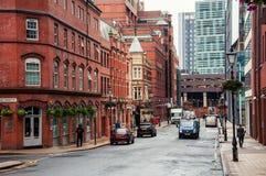 Old Royal Pub in Birmingham Stock Images