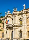 Old Royal Tobacco Factory, currently the University of Seville - Spain Royalty Free Stock Photography