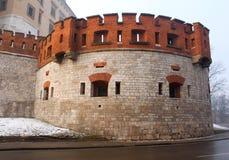 Old Royal Wawel Castle Stock Images