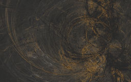 Old Rubber Background. Abstract fractal background design, horizontal Stock Image
