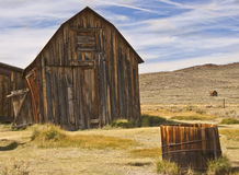 The Old Rugged Barn Royalty Free Stock Photos