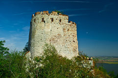 Old ruin of castle Royalty Free Stock Images