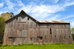 Old Ruin Farm Royalty Free Stock Image