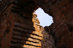 Old Ruin Stock Photography