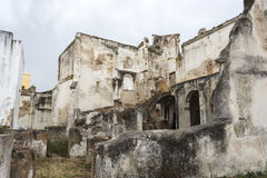 Old ruine from Moura castle Royalty Free Stock Photos