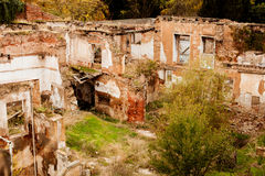 Old ruined building Royalty Free Stock Photography