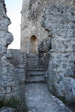 Old ruined castle Royalty Free Stock Photos