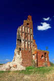 An old ruined church Royalty Free Stock Photo