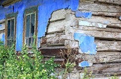 Old ruined house Royalty Free Stock Photo