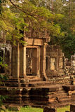 Old ruins Angkor Wat Royalty Free Stock Image