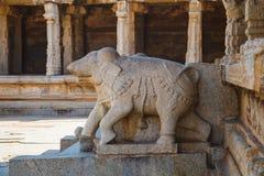 Old ruins of Hampi, Karnataka Stock Photo