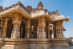 Old ruins of Hampi, Karnataka Royalty Free Stock Photos