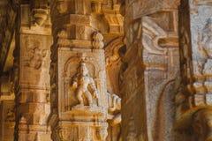 Old ruins of Hampi, Karnataka Stock Photos