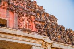 Old ruins of Hampi, Karnataka Royalty Free Stock Images