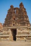 Old ruins of Hampi, Karnataka Royalty Free Stock Photo