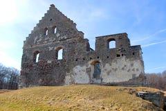 Old ruins landmark Stock Photography