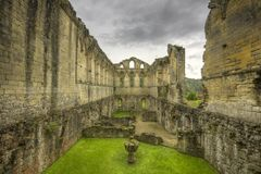 Old ruins Royalty Free Stock Photography