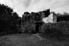 The Old Ruins Stock Photography