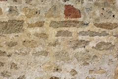 Old ruins wall Royalty Free Stock Photography