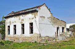 Old run down building Stock Image