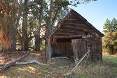 Old run down cabin Royalty Free Stock Photo