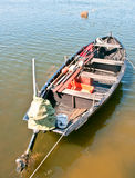 Old run down fishing boat Royalty Free Stock Photos