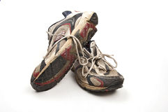 Old Runners Royalty Free Stock Photo