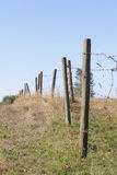 Old Rural Fence Stock Images
