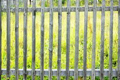 Old rural fence Royalty Free Stock Photos