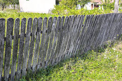 Old rural fence Stock Photos