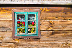 Old rural home in Poland Royalty Free Stock Image