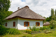 Old rural house Stock Image