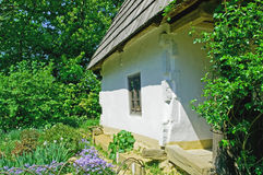 Old Rural House Of White Color Royalty Free Stock Photo
