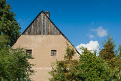 Old rural house Royalty Free Stock Images