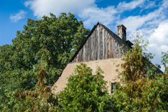 Old rural house Royalty Free Stock Photo