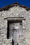 Old rural hut Royalty Free Stock Photography
