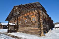 Old rural wooden house Royalty Free Stock Photography