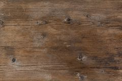 Old rural wooden piece of wood brown colors, detailed plank photo texture Stock Photo