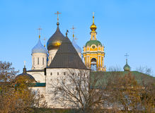 Old russian architecture Royalty Free Stock Photo