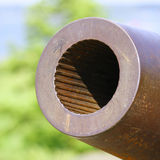 Old Russian Cannon Royalty Free Stock Photos