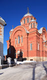 Old Russian Christian Convent Royalty Free Stock Image